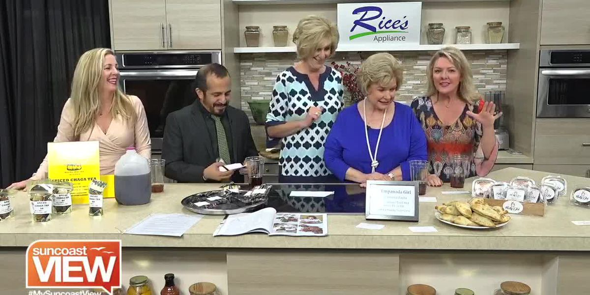 Judi Brings Some of Her Favorite Local Foodmakers! | Suncoast View