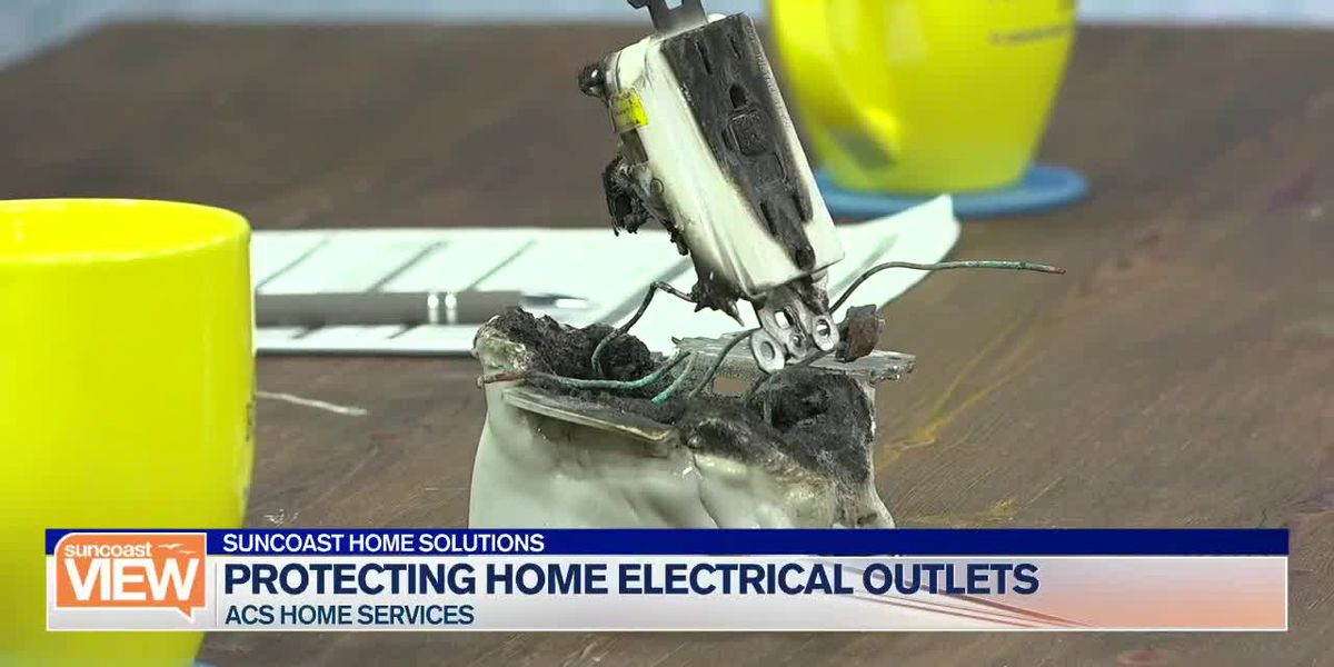 ACS Home Services Talks Protecting Our Electrical Outlets | Suncoast View