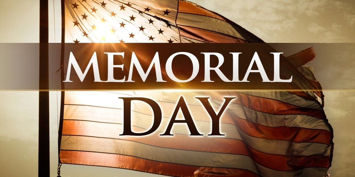 City of North Port to hold virtual Memorial Day ceremony