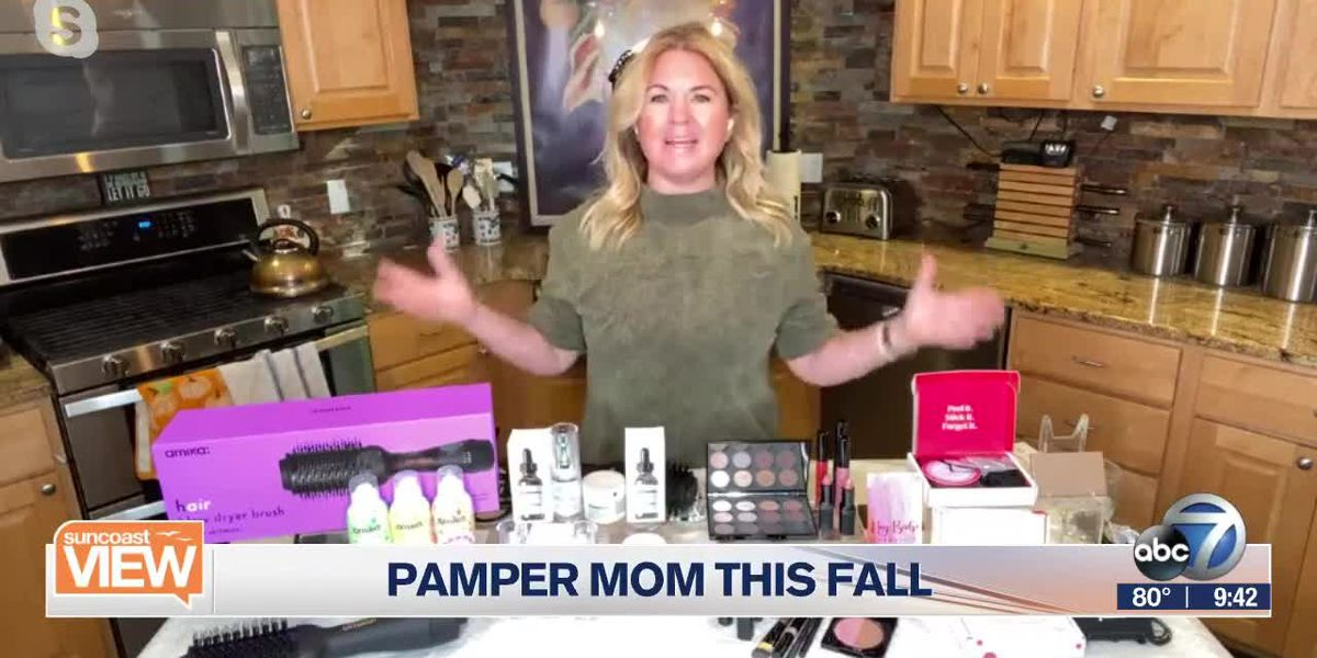 Ways to pamper Mom with Mom Hint| Suncoast View
