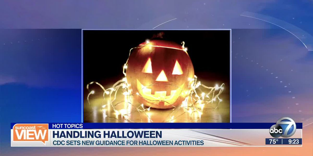 HOT TOPICS: New Halloween Guidelines & Costume controversy | Suncoast View