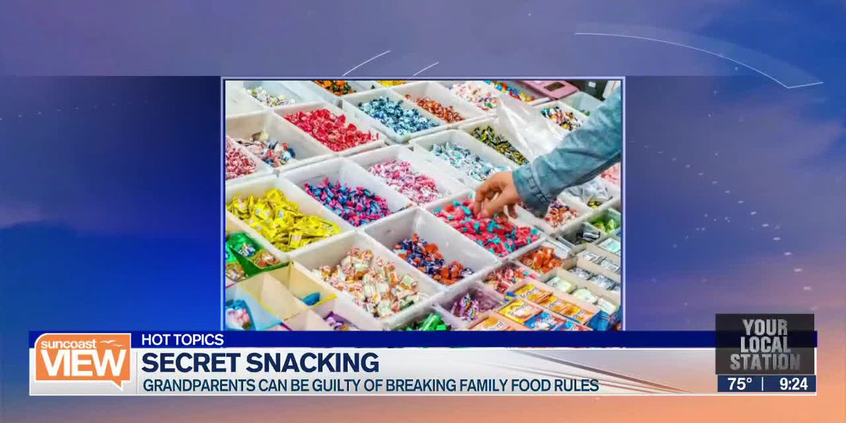 HOT TOPIC: Secret snacking with grandparents | Suncoast View