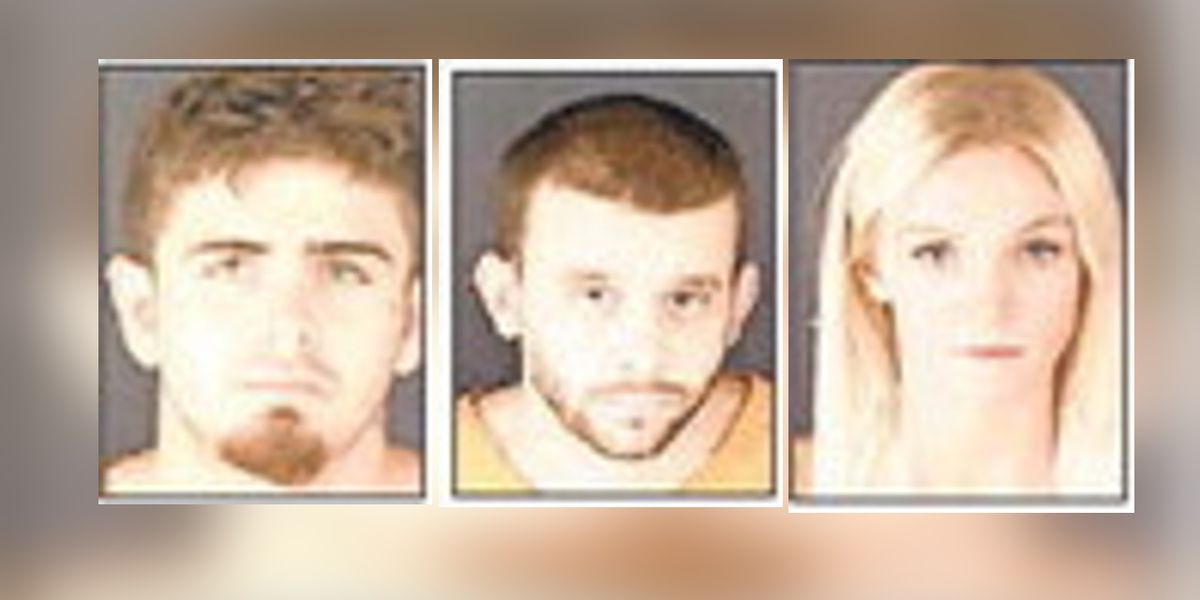Police: More charges for three attempted murder suspects