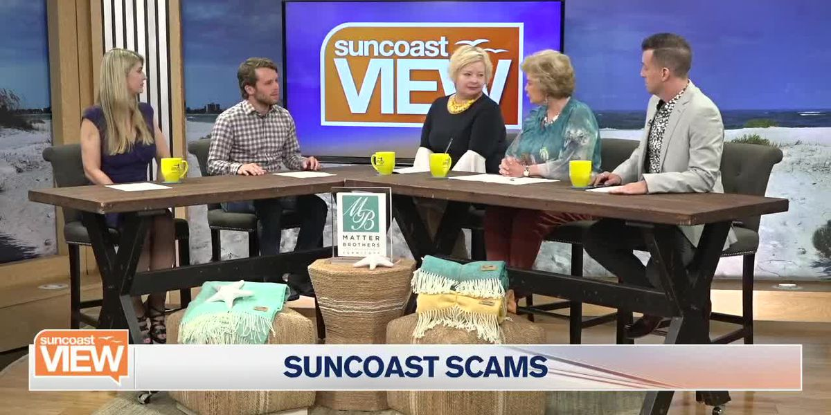 How to Spot Common Scams that Flood Your Phoneline & Social Media Feed | Suncoast View