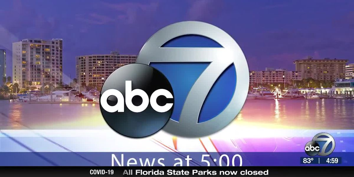 ABC 7 News at 5:00pm - Thursday March 26, 2020