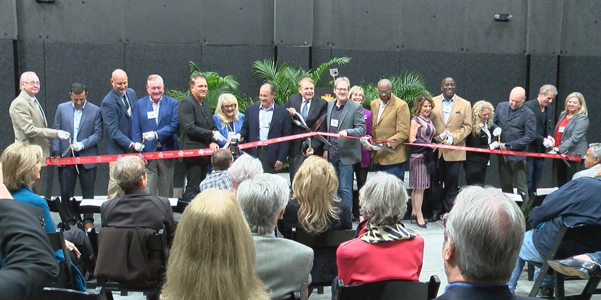 Ringling College cuts ribbon on state of the art post-production facility