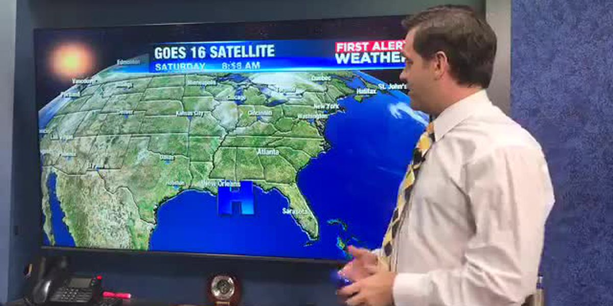 First Alert Weather - Hot and Dry