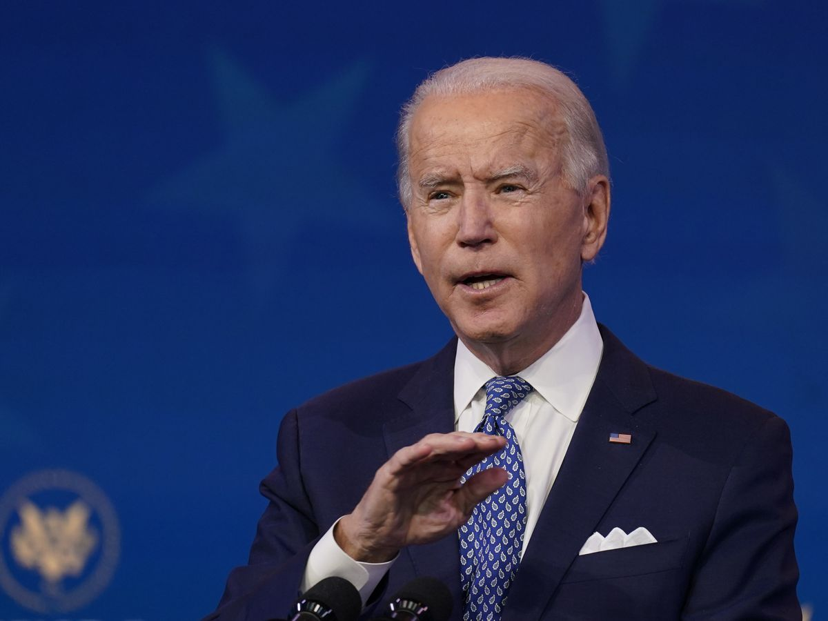Biden's virus plan: 100 million shots just the start