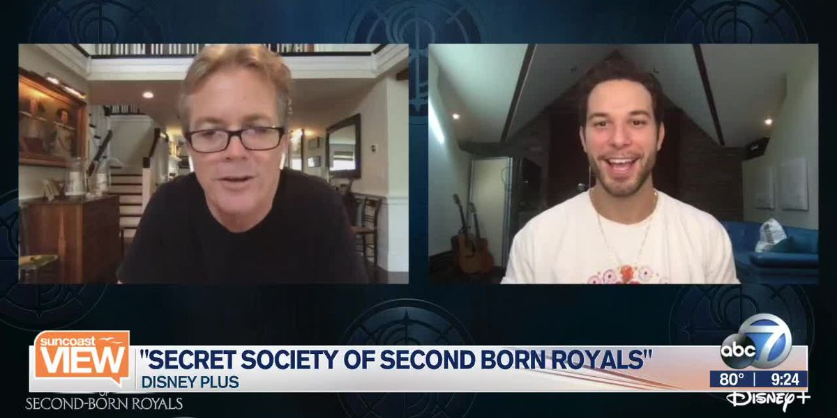 """Suncoast Movie Preview: """"Secret Society of Second Born Royals"""" 