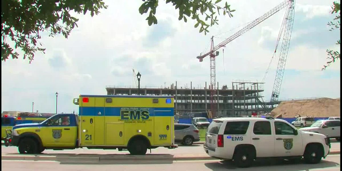 22 injured after construction cranes collide in Texas