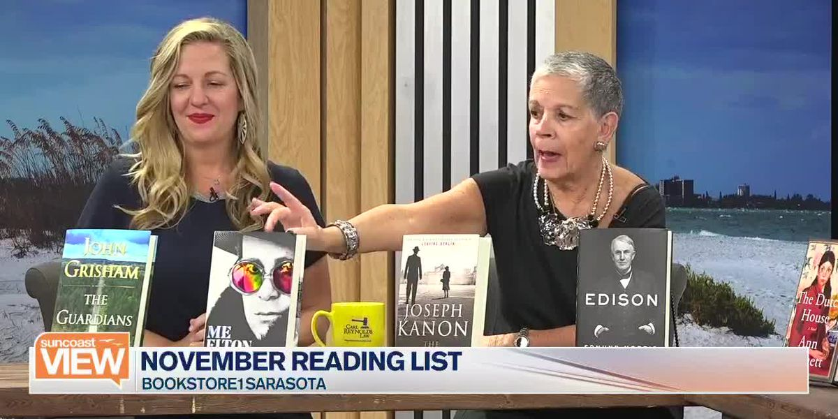 Bookstore1 Brings Books to Chill, Thrill, and Inspire Us! | Suncoast View