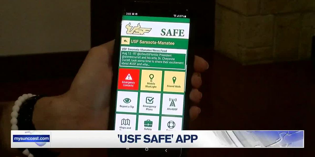 USF increasing student safety with new app