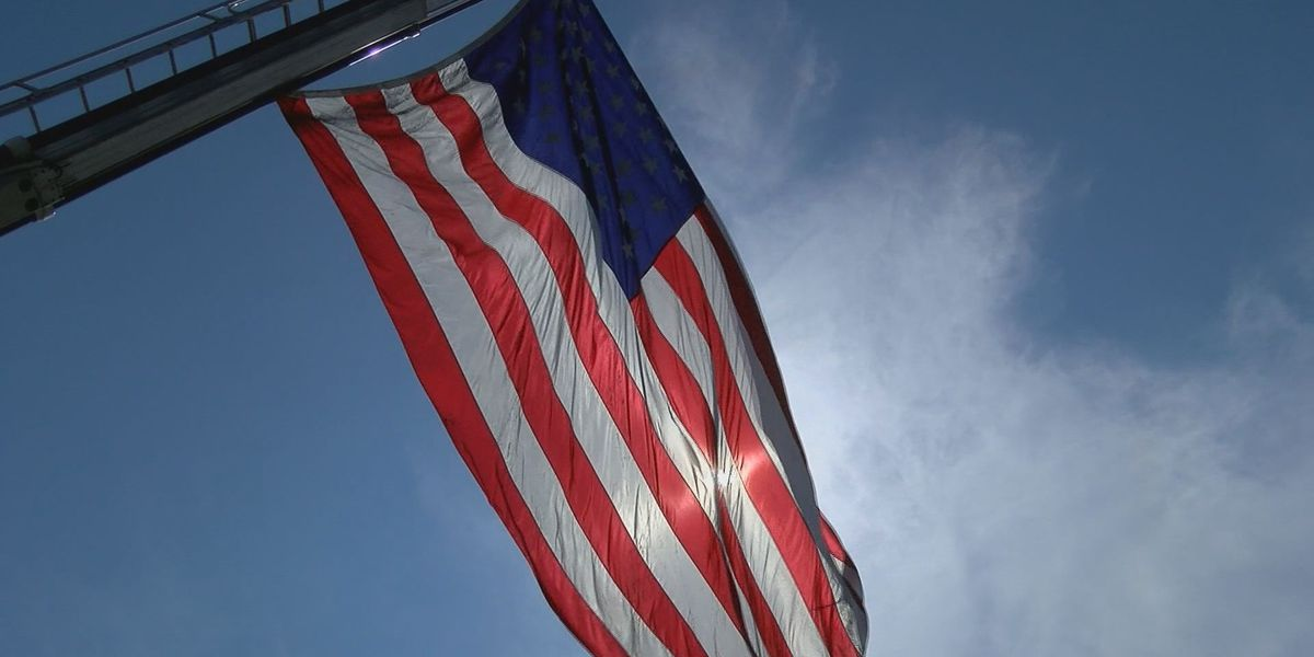 Flags will be flown at half-staff in honor of National Fallen Firefighters Memorial Day