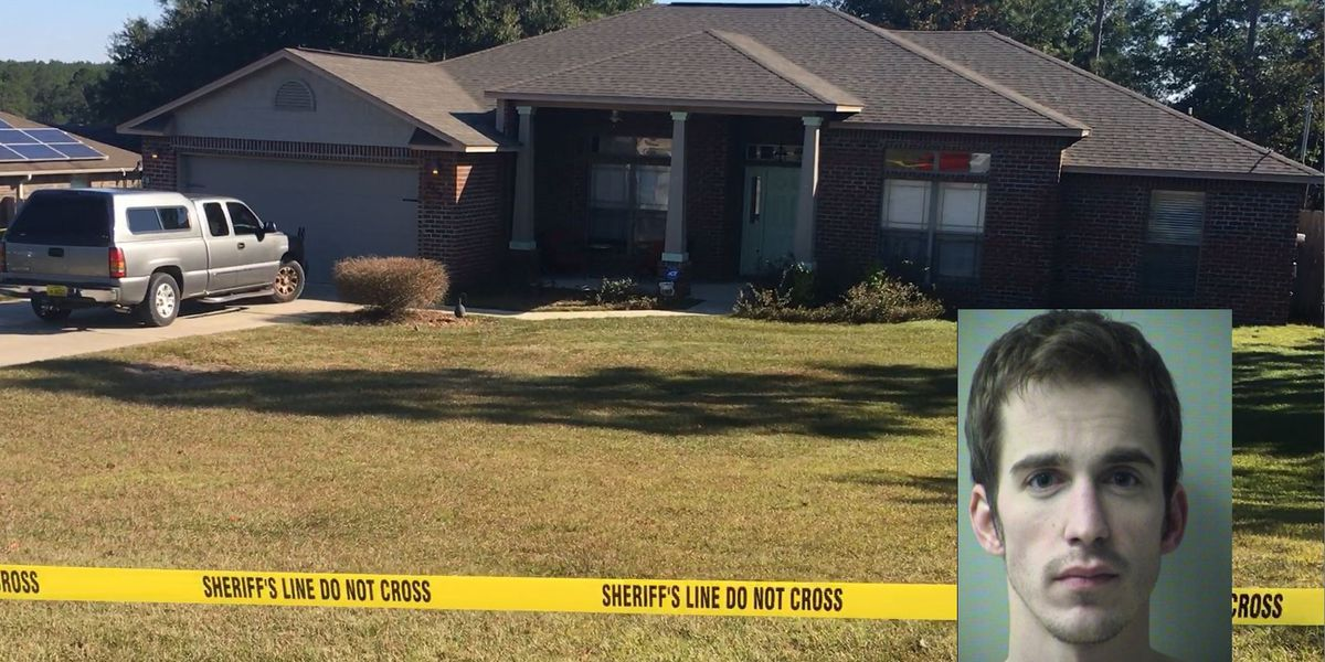 Sheriff: Ex-Marine accused of killing parents, 2 dogs at Florida home