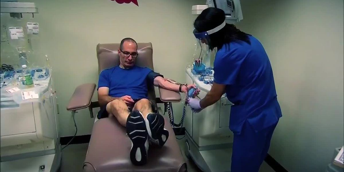Facebook Debuts Blood Donation Tool