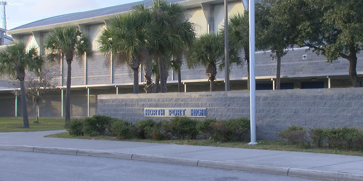 15-year-old student arrested after bringing gun into North Port High School