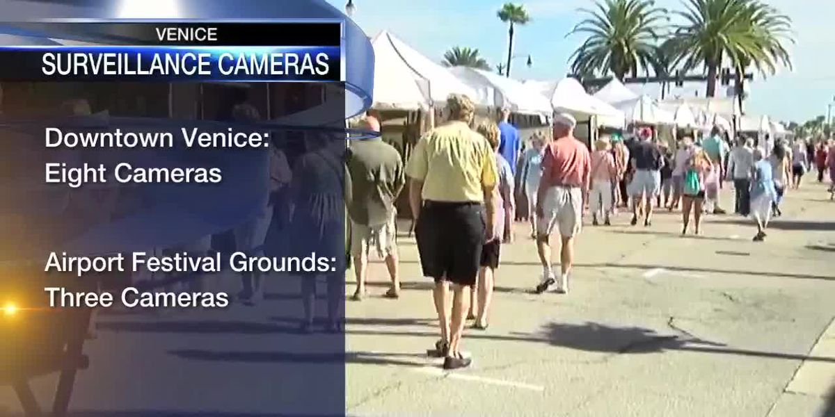 VIDEO: The City of Venice hopes new surveillance cameras boost security
