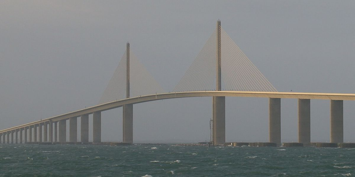 Skyway Bridge has re-opened to traffic