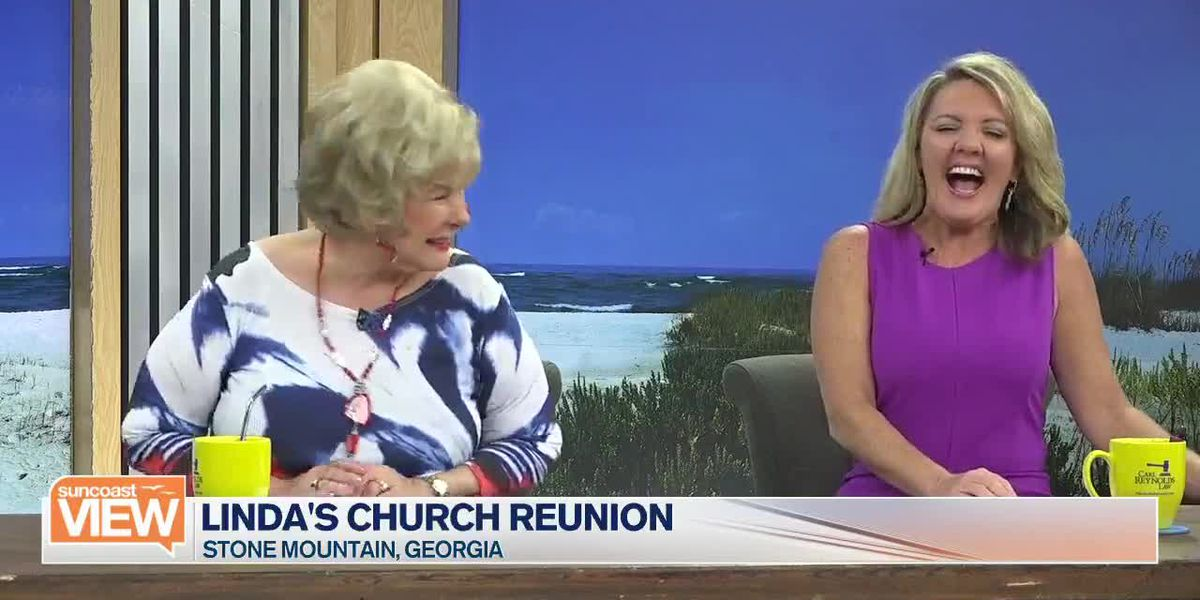 Linda Tells About Her Reunion at Her Childhood Church | Suncoast View