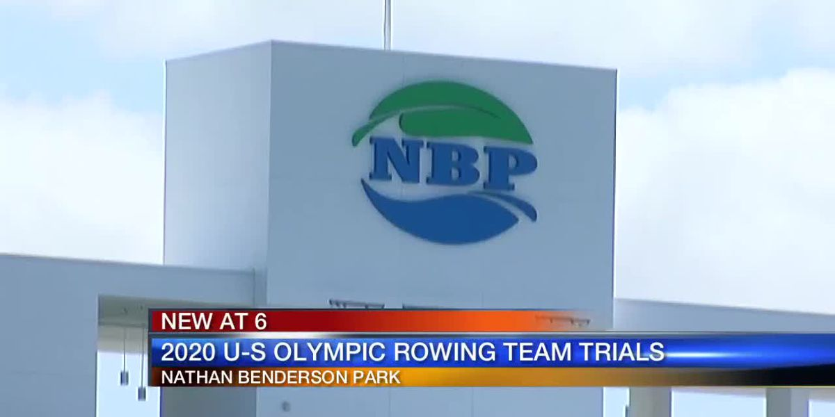 2020 U.S. Olympic rowing team trials to take place at Nathan Benderson Park