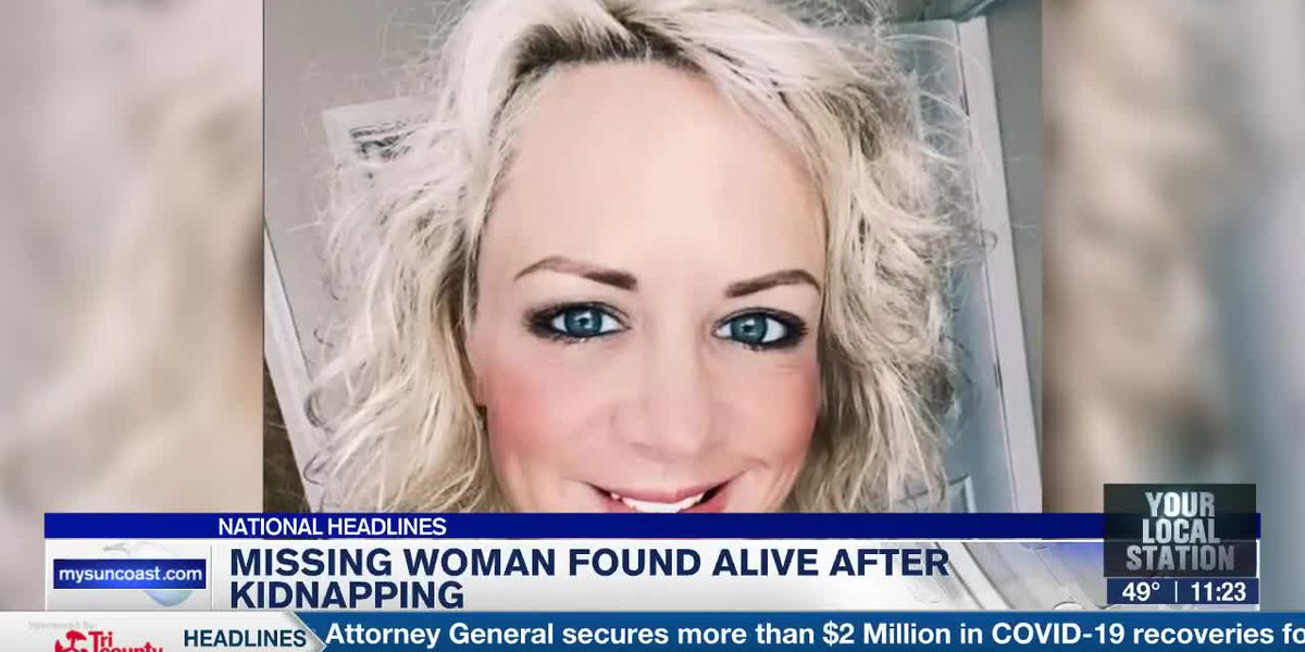 Missing Woman Found Alive After Kidnapping