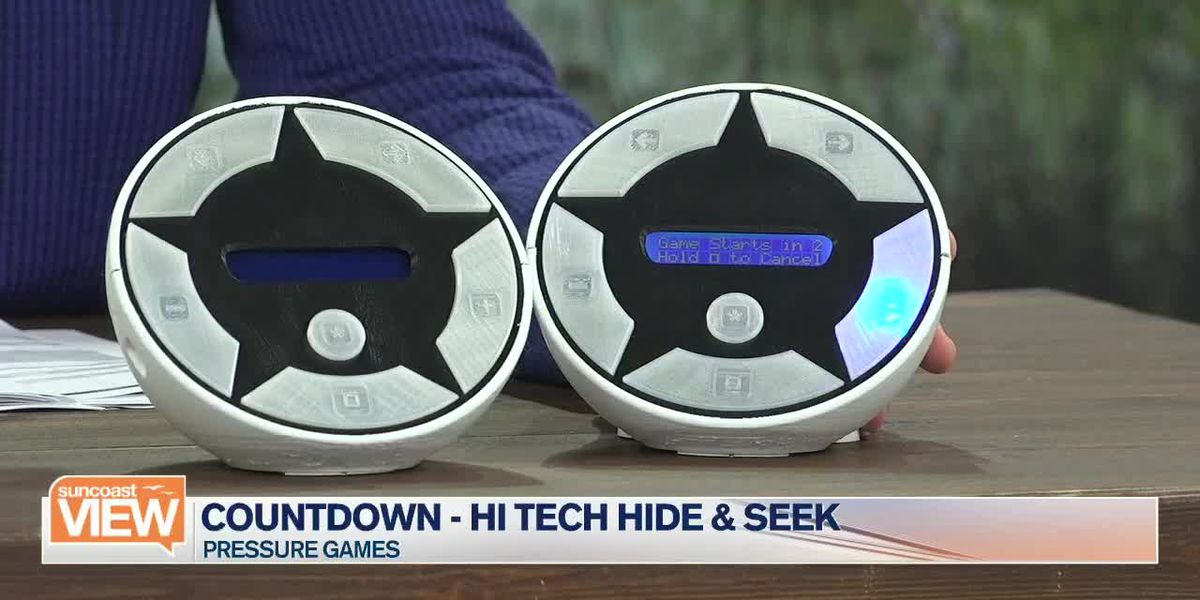 Hide and Seek with Pressure! | Suncoast View - clipped version
