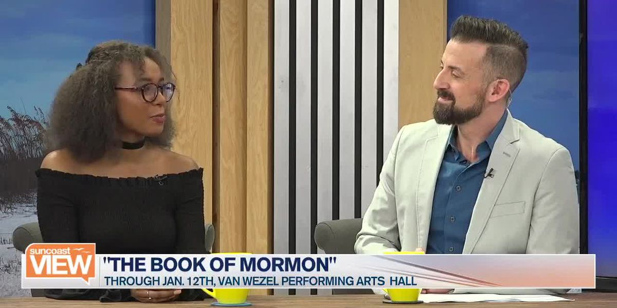 """Meet Alyah Chanelle from """"The Book of Mormon"""" 