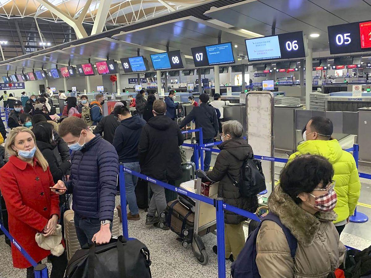 IATA: Virus may slash $29 billion from airlines' revenue