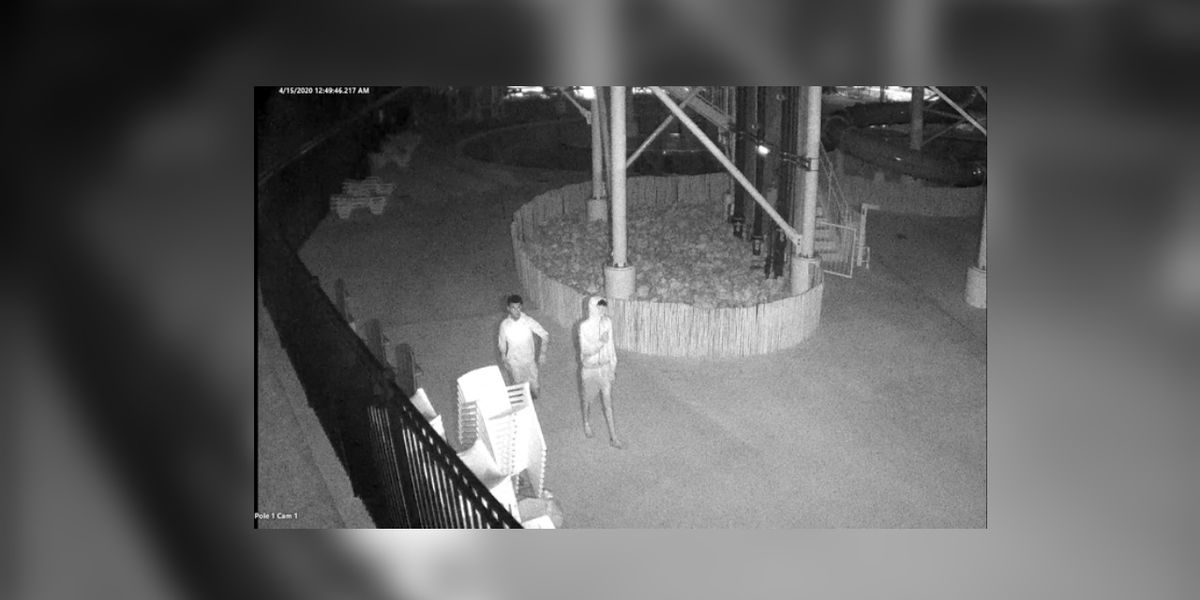 Police: Suspects wanted for damaging property in North Port