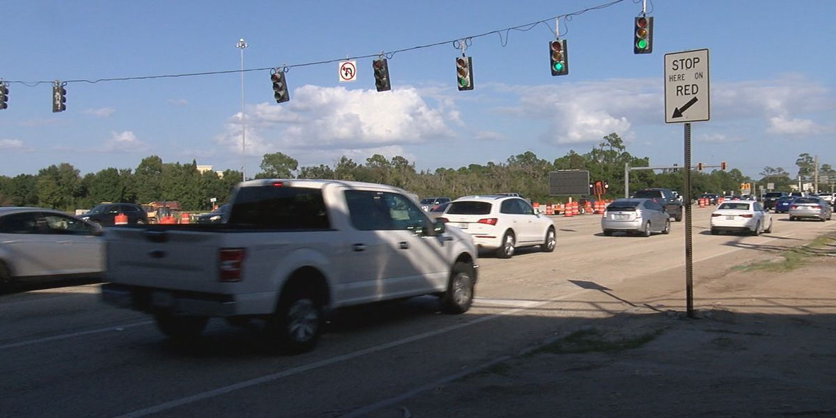Drivers concerned with State Road 70 at I-75 during major construction project