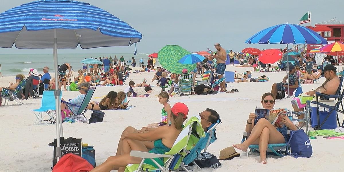 Some U.S. Senators pushing for greater beach umbrella safety regulations
