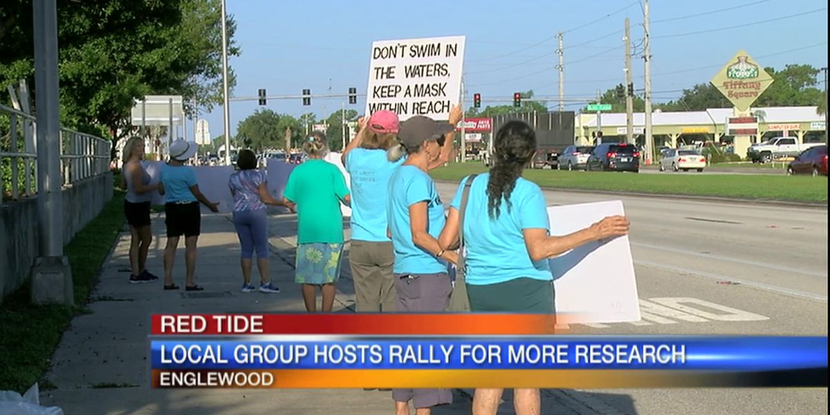 Video: Red Tide Rally