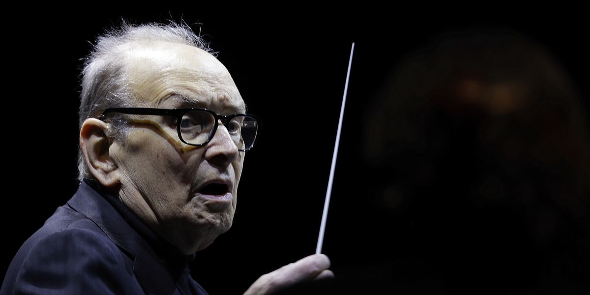 German Playboy regrets misquoting Morricone in interview