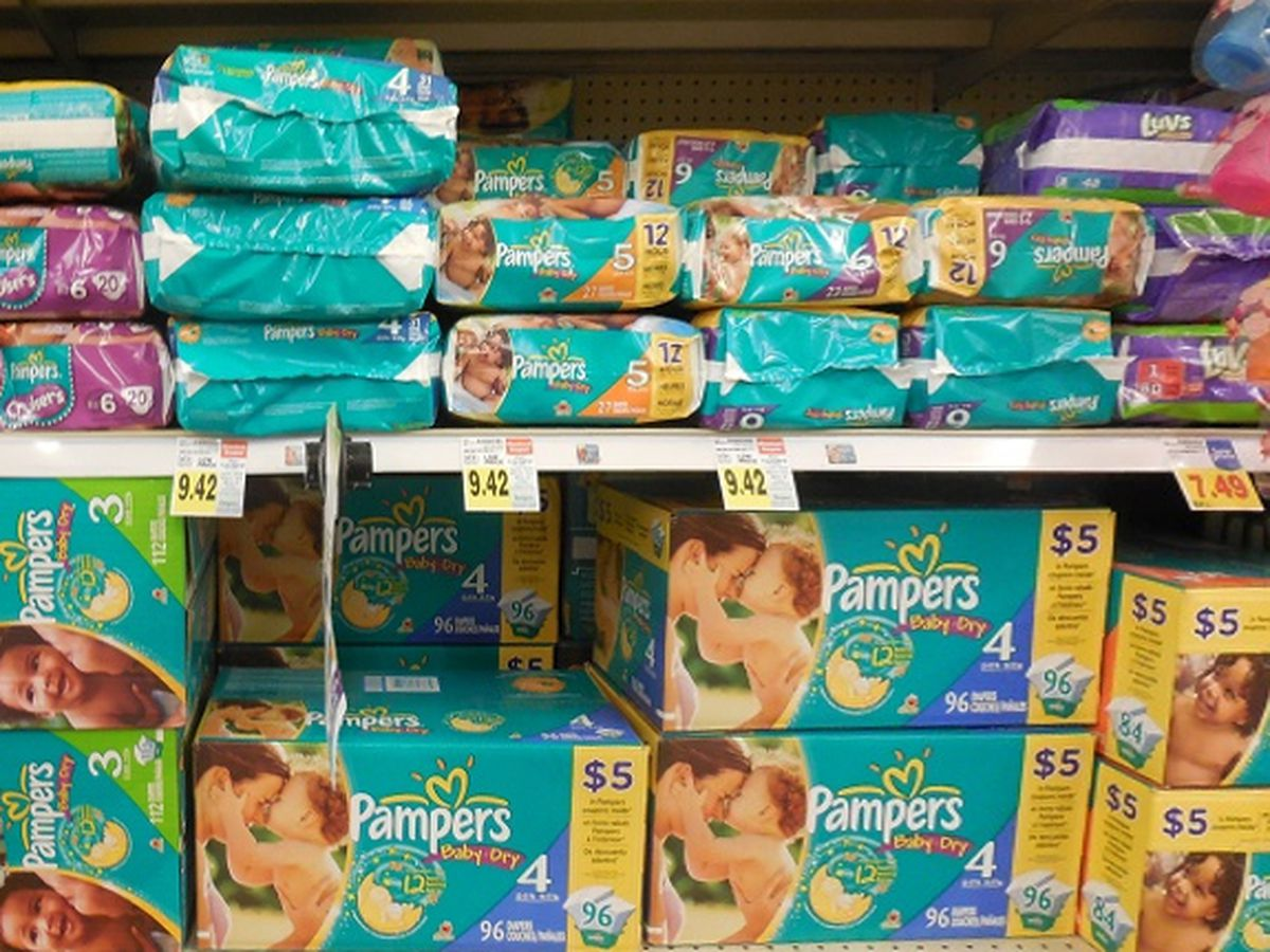 Florida lawmaker pitches tax break for diapers