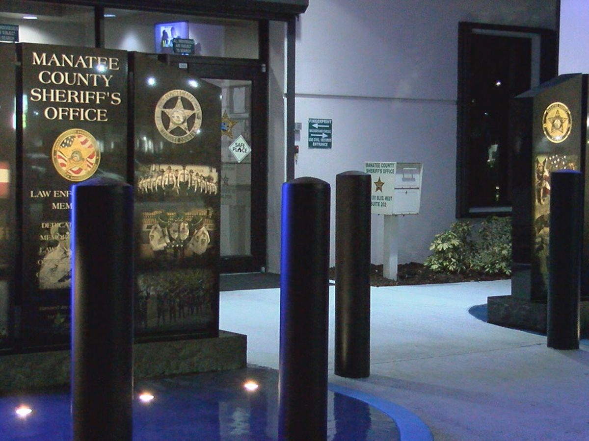 Manatee Sheriff's Office unveils monuments remembering fallen officers and K-9's nationwide