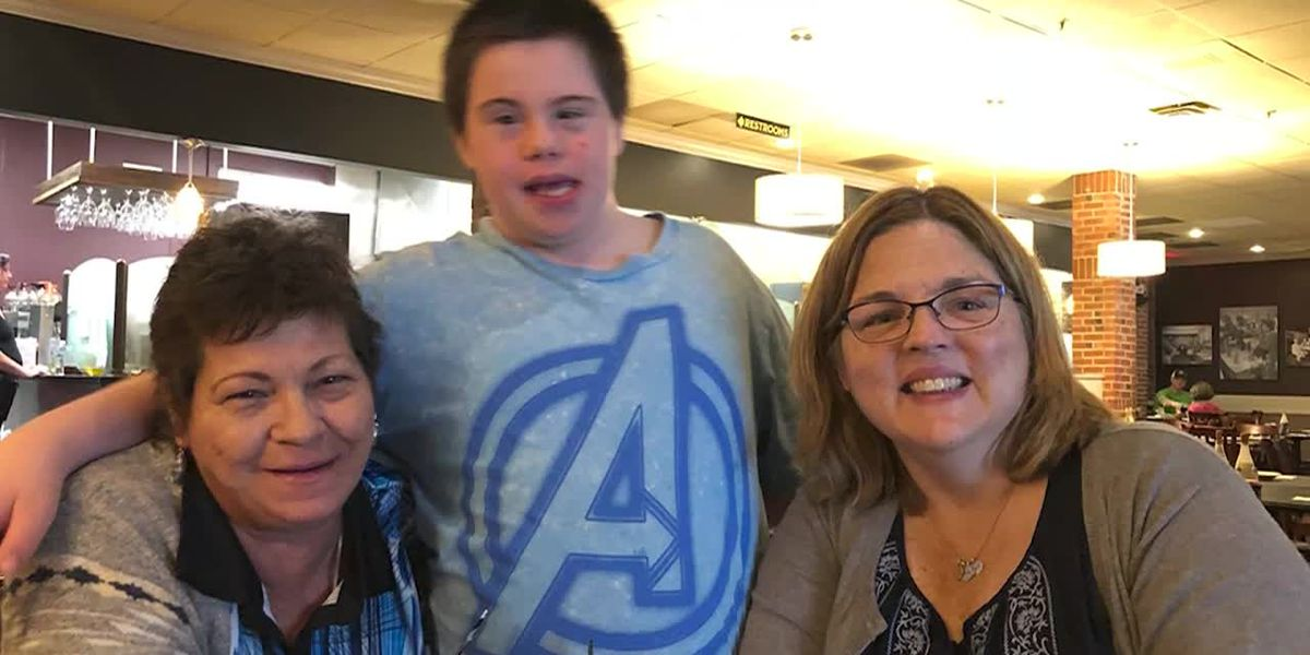 'I fell in love with him instantly': Teacher takes in teen with Down syndrome after his mom dies