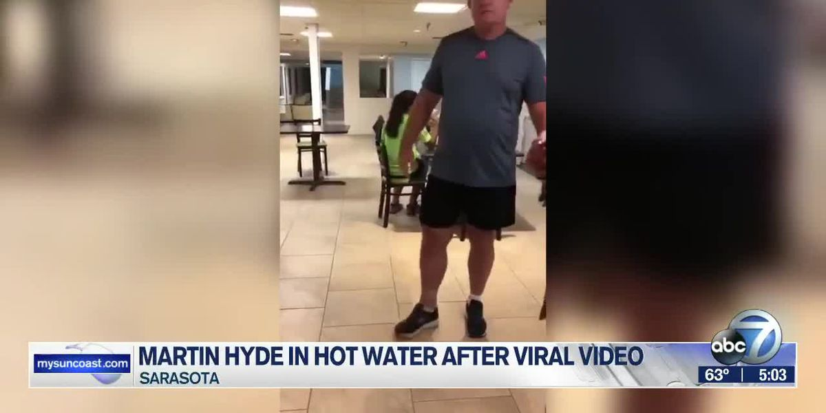 City Commission candidate Martin Hyde in hot water after viral video, accusations of racism