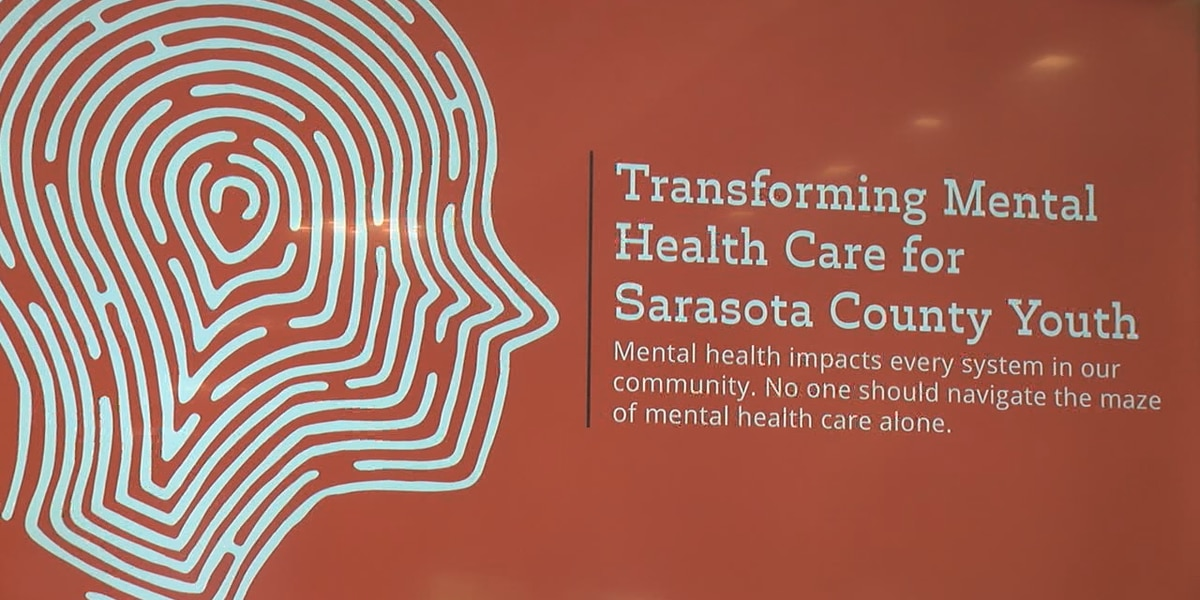 Results from yearlong study released, focusing on mental health in children and young adults in Sarasota County