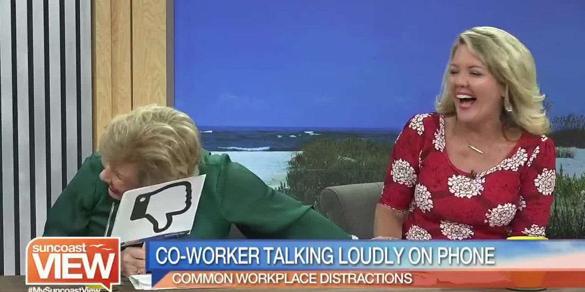 What's the Most Distracting Workplace Annoyance? We Dish it Out! | Suncoast View
