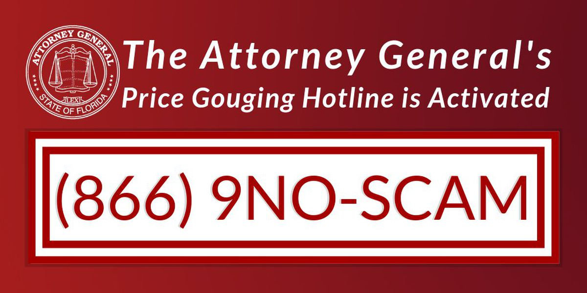 Attorney General warns of scams in aftermath of Hurricane Sally