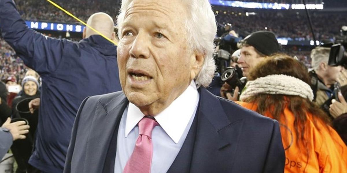 Robert Kraft will reject plea deal offer
