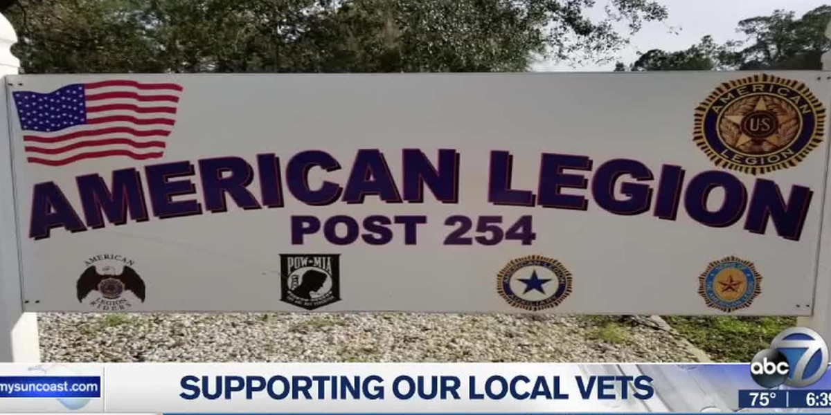 North Port community coming together to help local veteran organization
