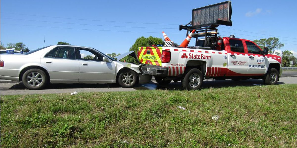 Man receives reckless driving charge in Charlotte County accident