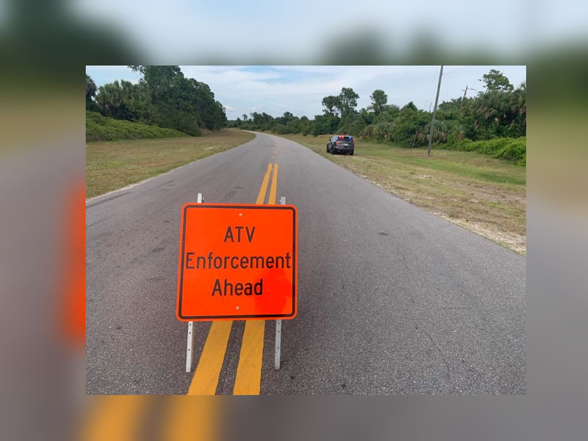North Port Police to enforce 'Off-road' violations