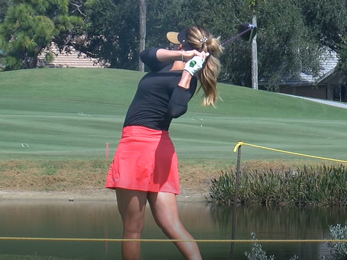 LPGA Qualifying Tournament in Full Swing at Plantation Golf Course in Venice