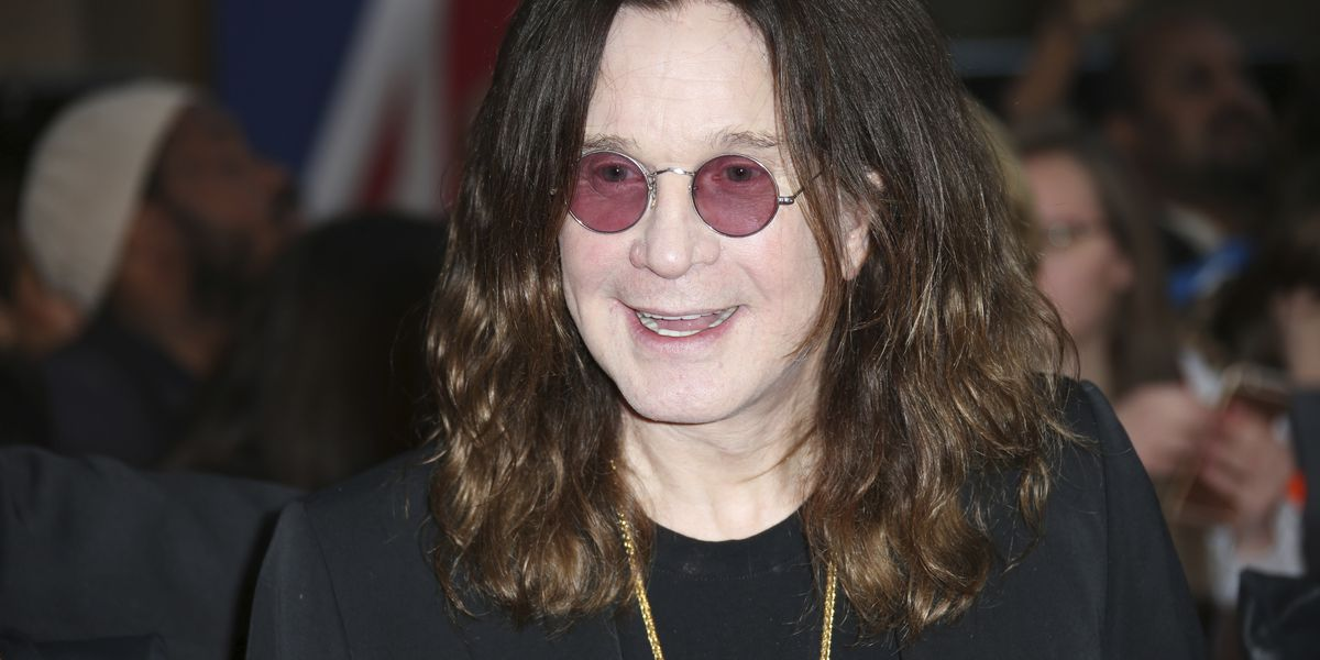 Bedbound and 'bored stiff' Ozzy Osbourne cancels tour dates