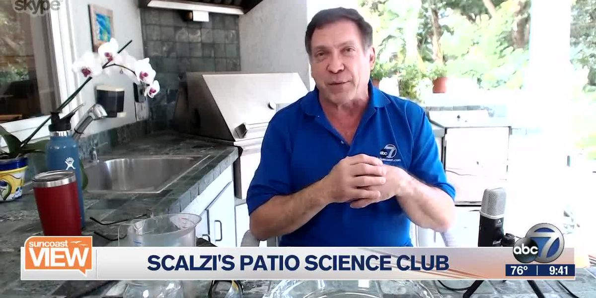 "Scalzi's Science Club: ""What's Up With Air?"" Part 2 