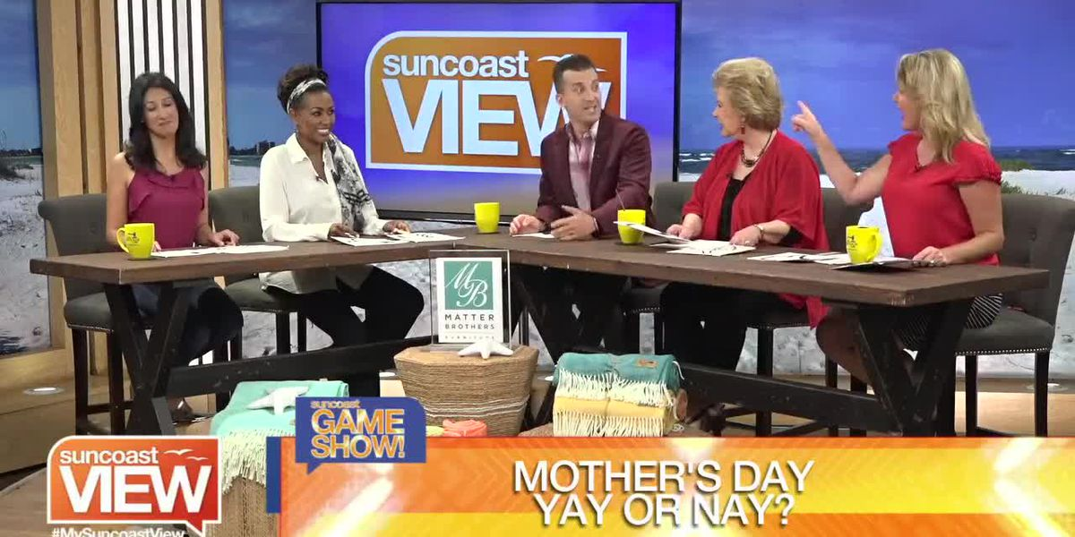 What Does Mom Really Want this Year? We Ask Our Hosts in a Fun Game! | Suncoast View