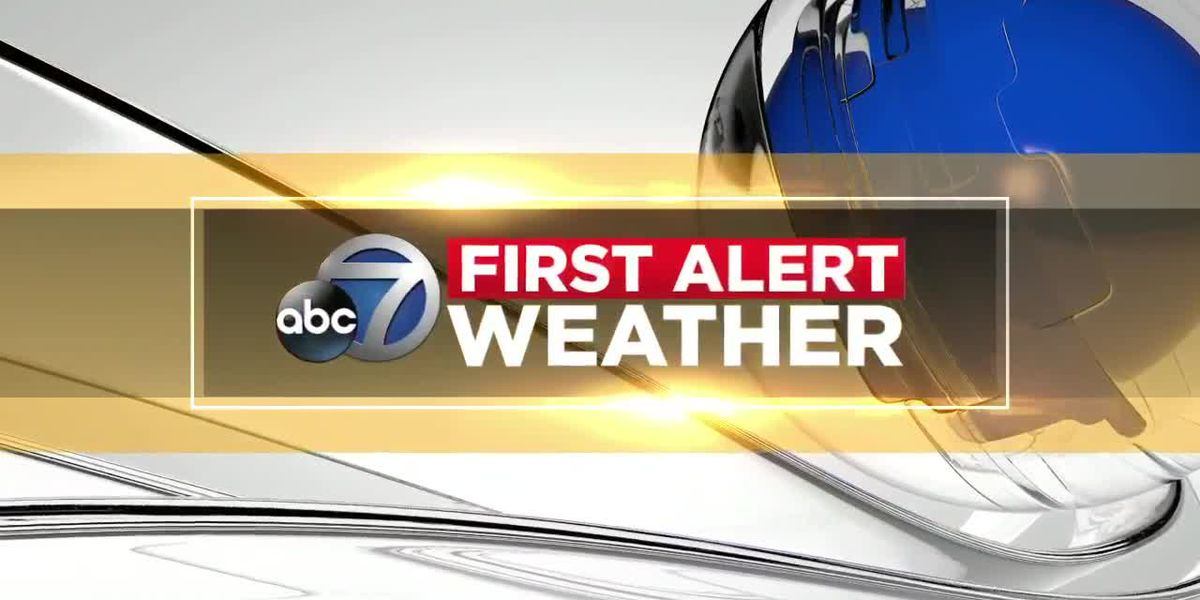 First Alert Weather - 11:00pm July 20, 2019