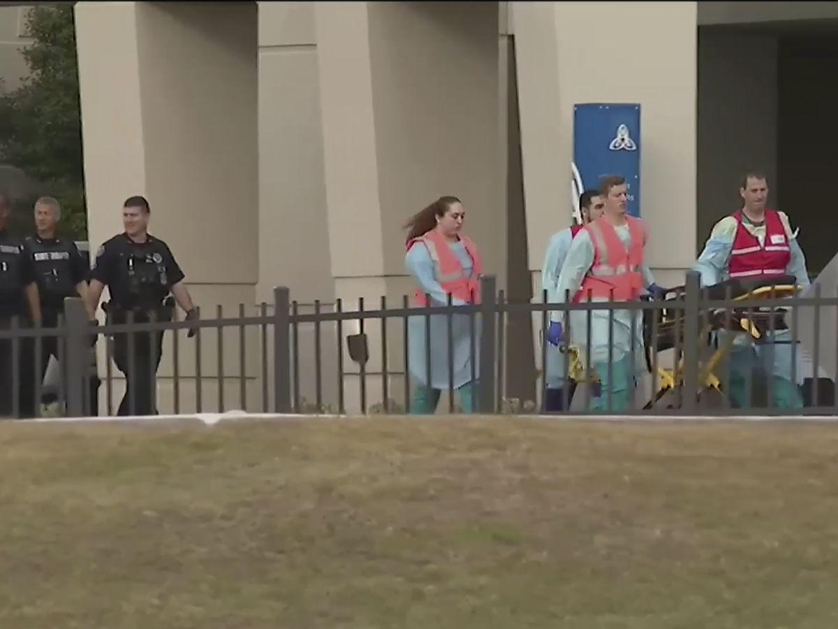 Governor: Pensacola Naval base shooter was Saudi aviation student; 3 killed